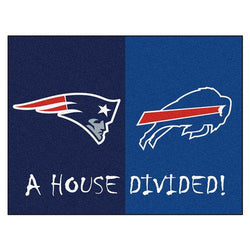 New England Patriots/Buffalo Bills NFL House Divided NFL All-Star