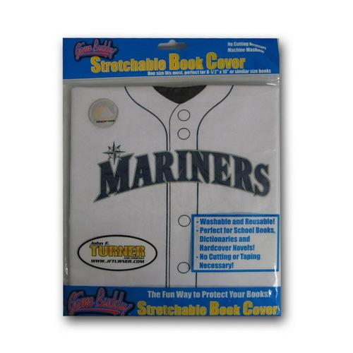Game Buddy Book Cover - Seattle Mariners