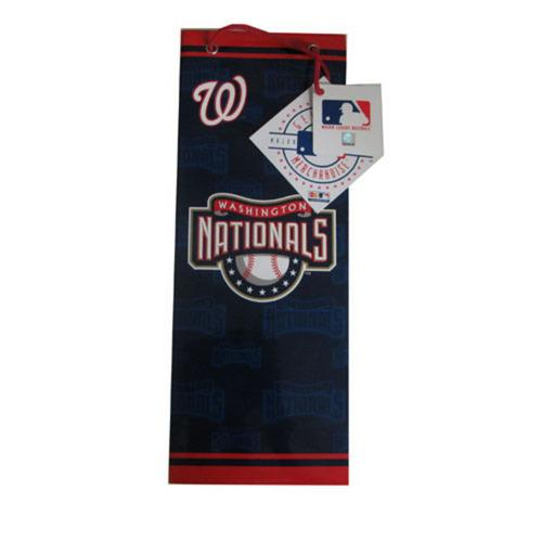 3 MLB Factory Set Gift Bag - Nationals
