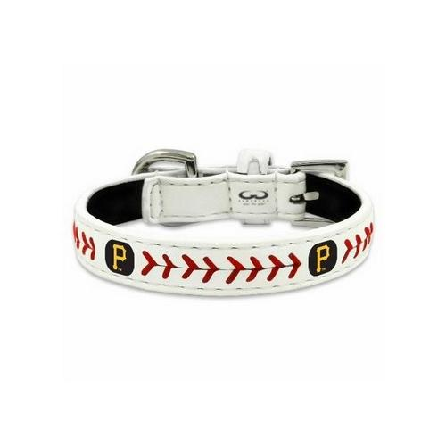 Gamewear Small Pet Collar - Pittsburgh Pirates
