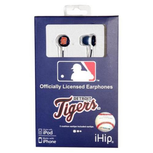 Ihip Logo Earbuds - Detroit Tigers