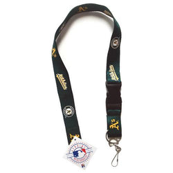 MLB Ticket Lanyards - Oakland Athletics