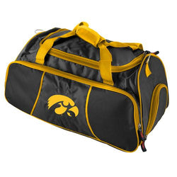 Iowa Hawkeyes NCAA Athletic Duffel Bag