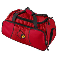 Louisville Cardinals NCAA Athletic Duffel Bag