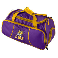 LSU Tigers NCAA Athletic Duffel Bag