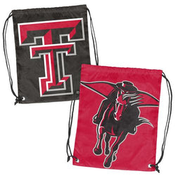 Texas Tech Red Raiders NCAA Doubleheader Reversible Backsack