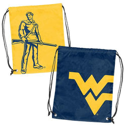 West Virginia Mountaineers NCAA Doubleheader Reversible Backsack