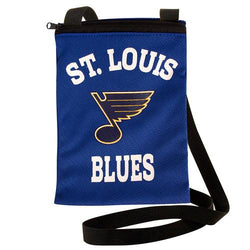 St. Louis Blues NHL Game Day Pouch