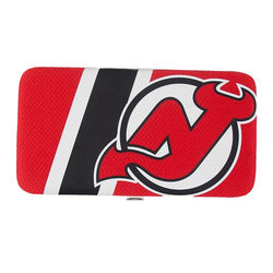 New Jersey Devils NHL Shell Mesh Wallet