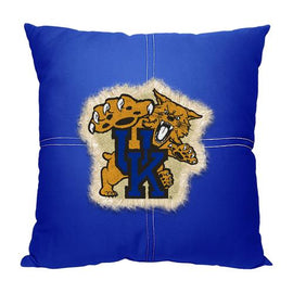 Kentucky Wildcats NCAA Team Letterman Pillow (18x18)