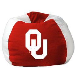Oklahoma Sooners NCAA Team Bean Bag (102 Round)