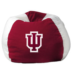 Indiana Hoosiers NCAA Team Bean Bag (96in Round)