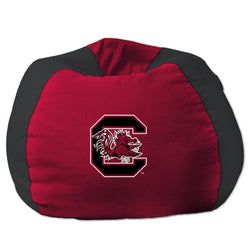 South Carolina Gamecocks NCAA Team Bean Bag (102 Round)