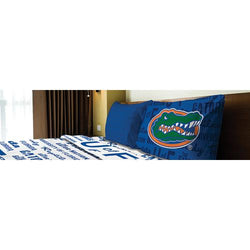 Florida Gators NCAA Twin Sheet Set (Anthem Series)