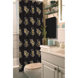 Central Florida Knights NCAA Shower Curtain