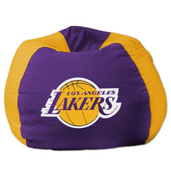 Los Angeles Lakers NBA Team Bean Bag (96 Round)