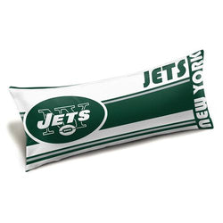 New York Jets NFL Full Body Pillow (Seal Series) (19x48)