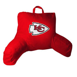 Kansas City Chiefs NFL Bed Rest (20.5in x 21in)
