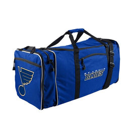 St. Louis Blues NHL Steal Duffel Bag (Navy)
