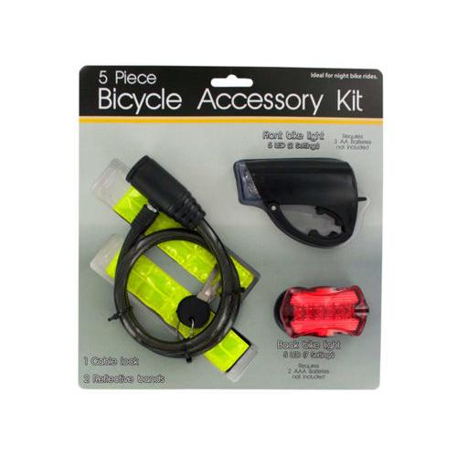 Bicycle Accessory Kit ( Case of 4 )