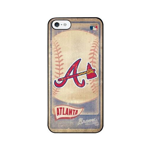 Vintage Iphone 5 Case - Atlanta Braves