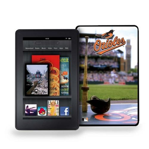 Keyscaper Kindle Fire Case Stadium - Baltimore Orioles