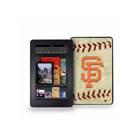Kindle Fire Vintage Baseball Cover - San Francisco Giants