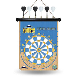 Denver Nuggets NBA Magnetic Dart Board