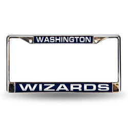 Washington Wizards NBA Laser Chrome Frame