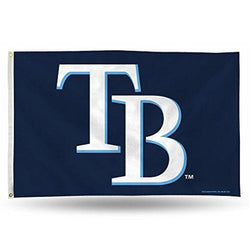 Tampa Bay Rays MLB 3ft x 5ft Banner Flag