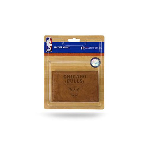 Chicago Bulls NBA Manmade Leather Tri-Fold