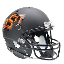 Oklahoma State Cowboys NCAA Replica Air XP Full Size Helmet (Alternate Gray 1)