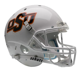 Oklahoma State Cowboys NCAA Replica Air XP Full Size Helmet (Alternate White 2)