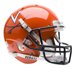 Virginia Cavaliers NCAA Replica Air XP Full Size Helmet (Alternate Orange 1)