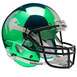 Michigan State Spartans NCAA Replica Air XP Full Size Helmet (Alternate 2)