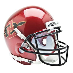 San Diego State Aztecs NCAA Authentic Mini 1/4 Size Helmet