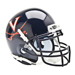 Virginia Cavaliers NCAA Authentic Mini 1/4 Size Helmet