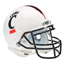 Cincinnati Bearcats NCAA Authentic Mini 1/4 Size Helmet (Alternate 1)