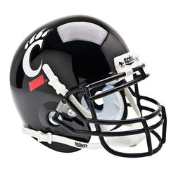 Cincinnati Bearcats NCAA Authentic Mini 1/4 Size Helmet