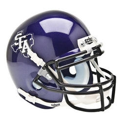 Stephen F Austin Lumberjacks NCAA Authentic Mini 1/4 Size Helmet