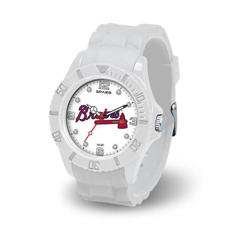 Atlanta Braves MLB Cloud Series Women's Watch
