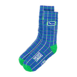 Vancouver Canucks NHL Stylish Socks (1 Pair) (M-L)