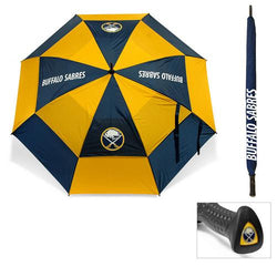 Buffalo Sabres NHL 62 inch Double Canopy Umbrella