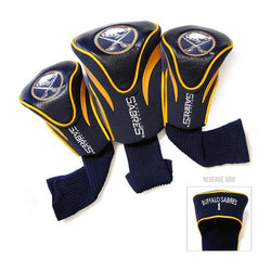 Buffalo Sabres NHL 3 Pack Contour Fit Headcover