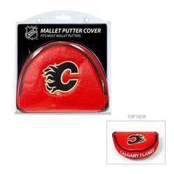 Calgary Flames NHL Putter Cover - Mallet