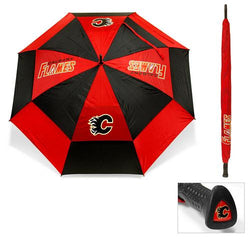 Calgary Flames NHL 62 inch Double Canopy Umbrella