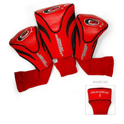 Carolina Hurricanes NHL 3 Pack Contour Fit Headcover