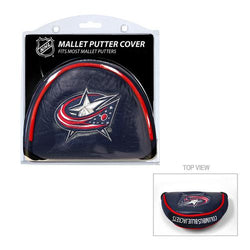 Columbus Blue Jackets NHL Putter Cover - Mallet