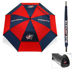 Columbus Blue Jackets NHL 62 inch Double Canopy Umbrella