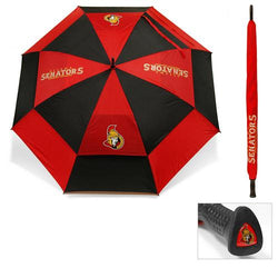 Ottawa Senators NHL 62 inch Double Canopy Umbrella